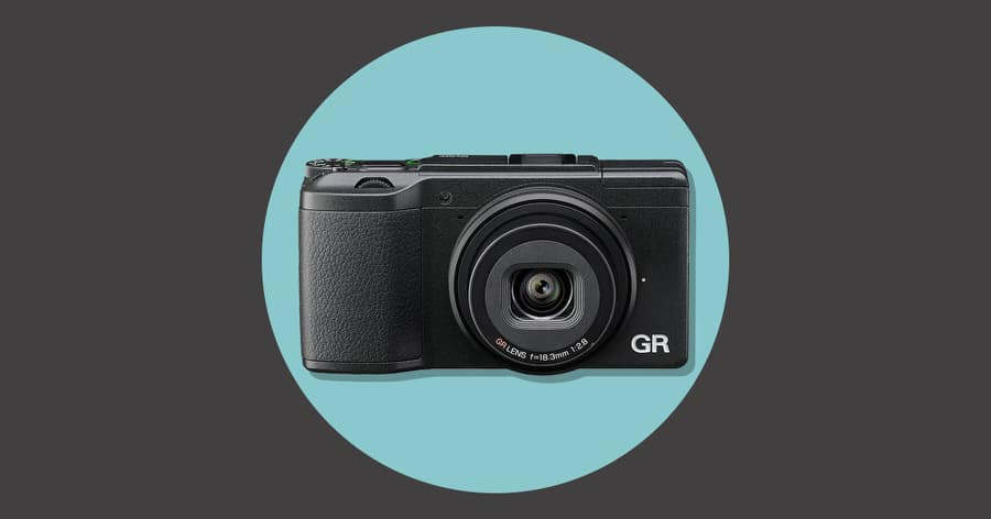 Ricoh GR II- best point and shoot camera