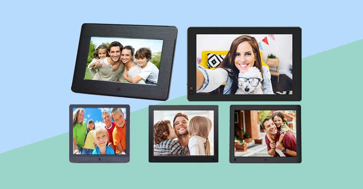 14bc6fe0098 Best Digital Photo Frames of 2019