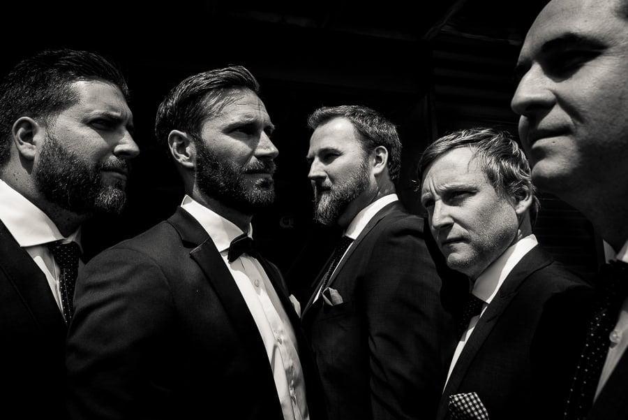 shotkit gangsta-groomsmen