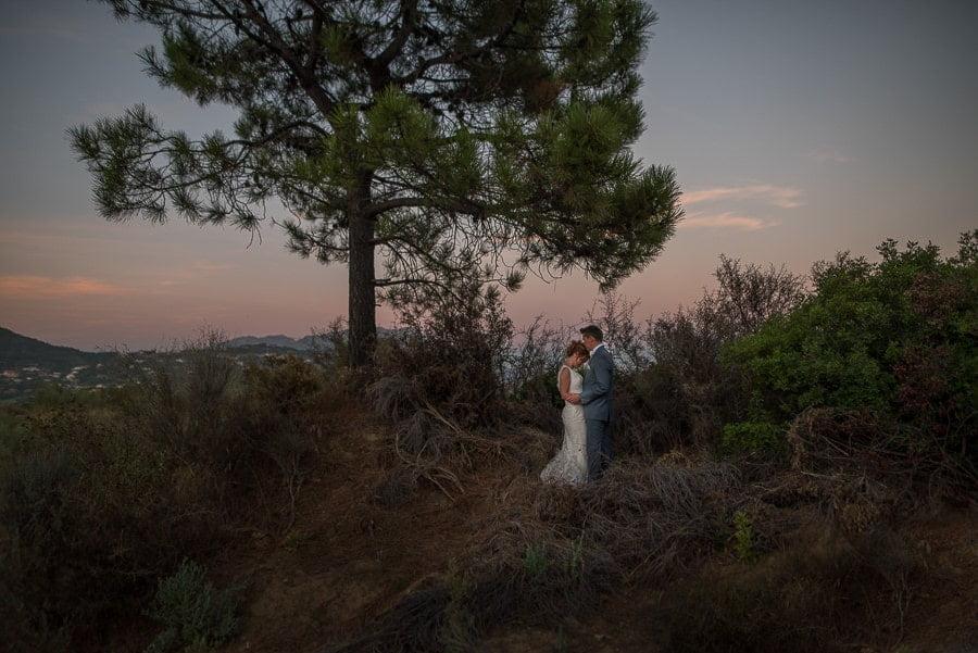 malaga destination wedding