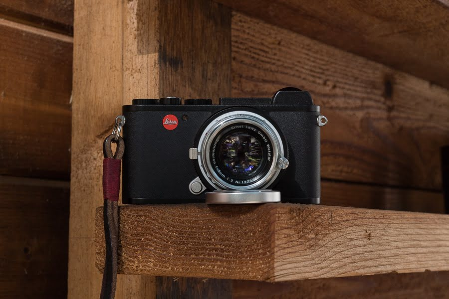 Leica CL Review