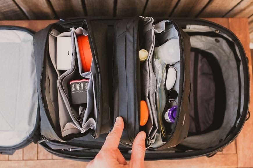 review peak design one bag