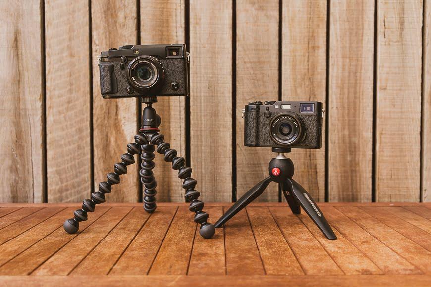 tripods for fuji cameras