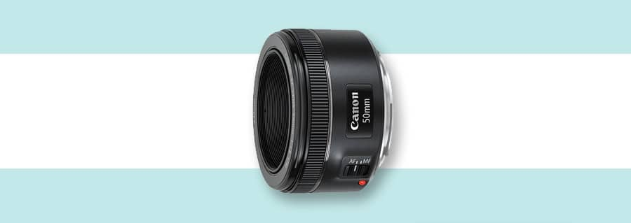 Canon 50mm lens f/1.8 STM - best lens for portraits if on budget