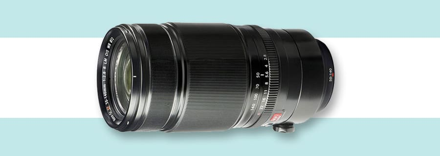 Fujifilm 50-140mm f2.8 zoom lenses