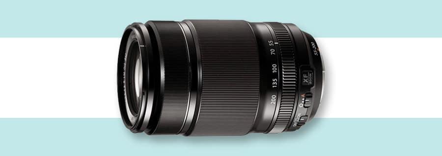 Fujifilm 55-200 f/3.5-4.8