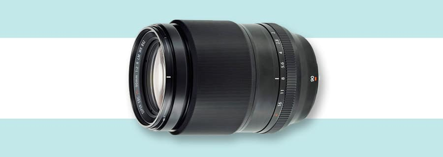 best lens for portraits from Fuji