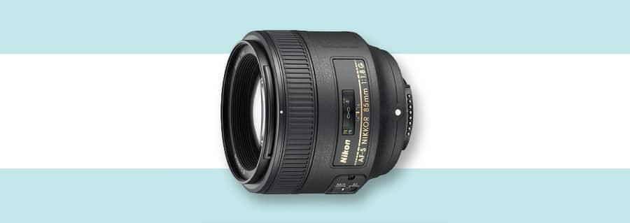 Nikon 85mm f/1.8