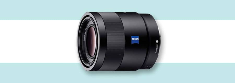 Sony FE 55mm f/1.8 ZA Zeiss Sonnar T*