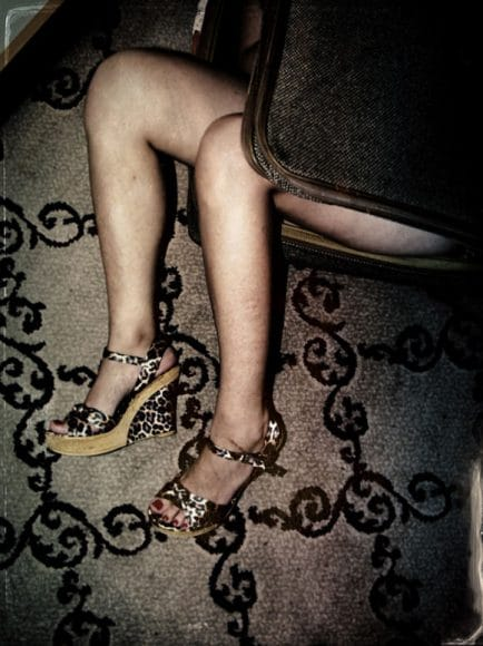 The Secret Garden of Lily LaPalma:  Suitcase Murder