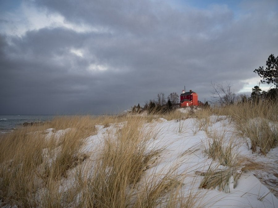 Olympus E-M10 Mark III Beach Dunes