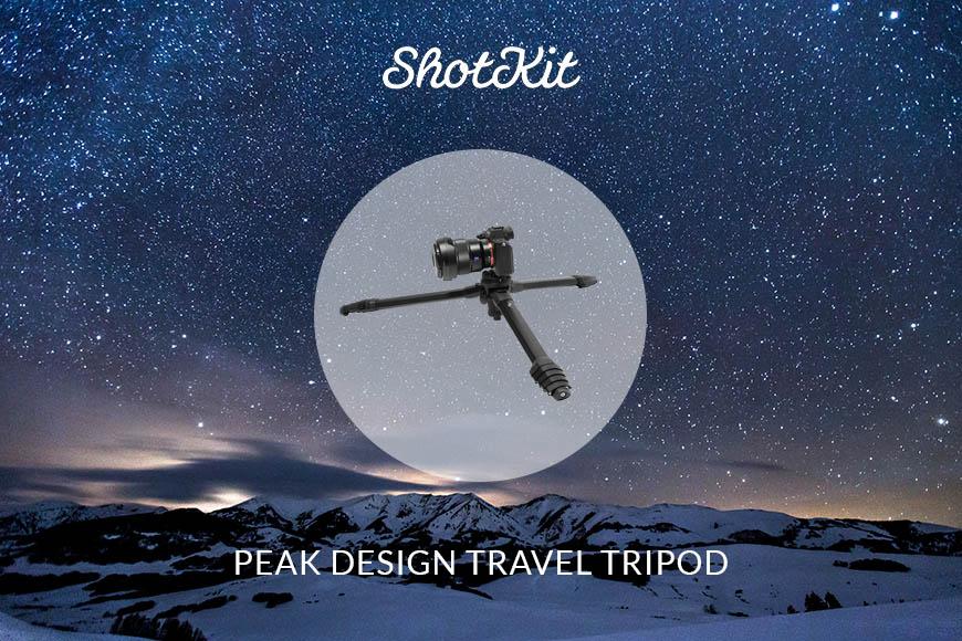 Peak Design Tripod