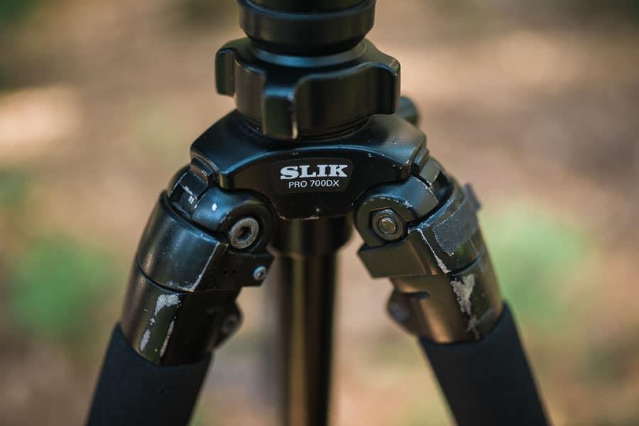 Slik Pro 700DX AMT Heavy Tall Strong Sturdy Stiff