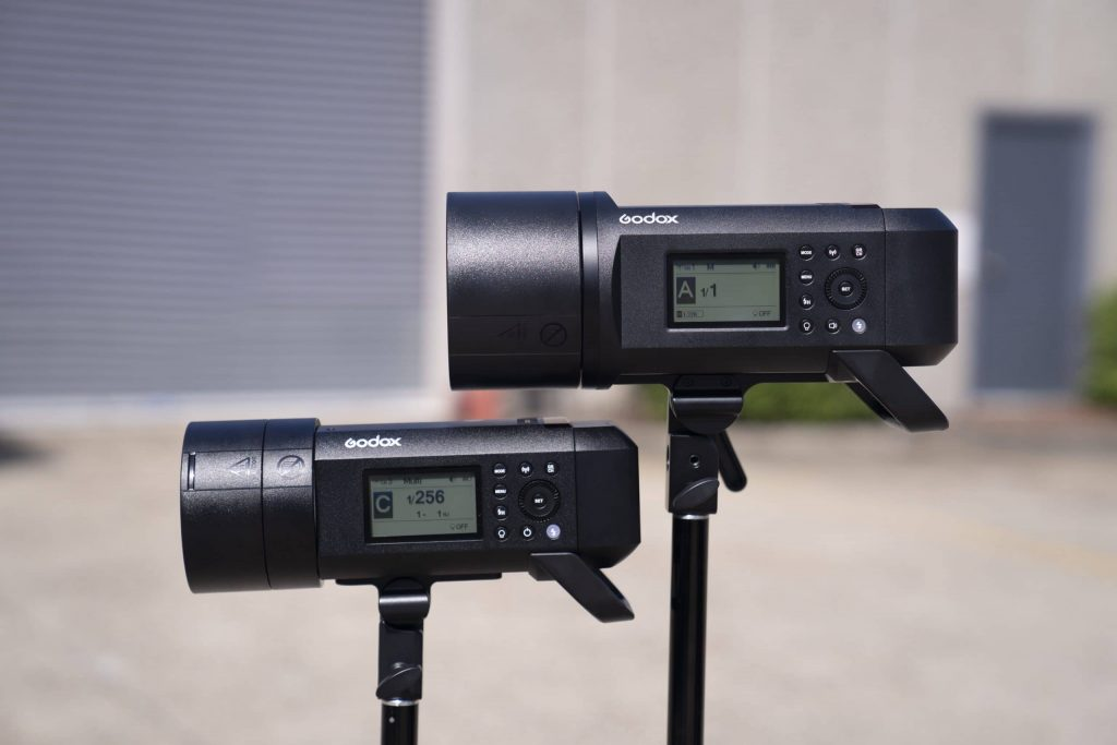 Godox Ad400Pro & Godox AD600Pro Review | Portable Outdoor