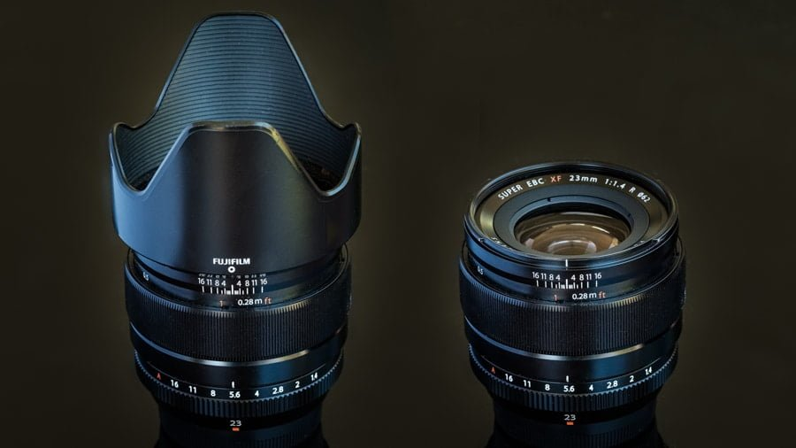 Fujinon XF23mm F1.4 R