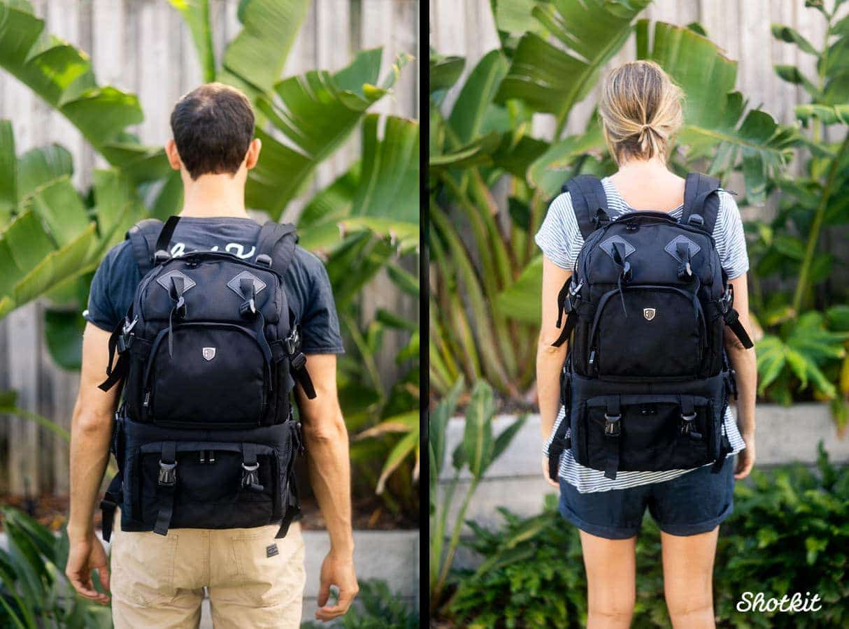 f094a3425983 Best Camera Backpacks in 2019 + Lowepro Hiking Camera Bag Options