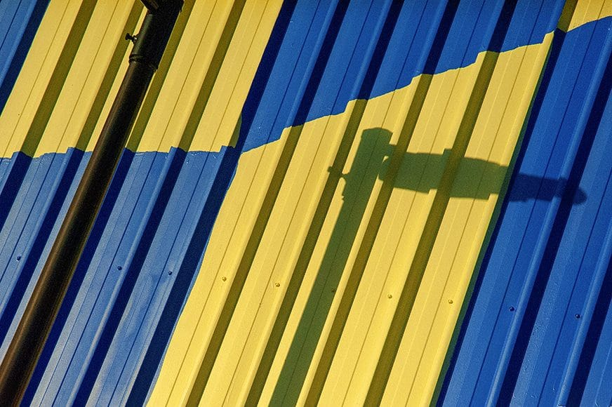 Brian_Rope_Shotkit_Diagonals in Blue & Yellow