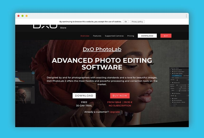 DXO photo labs