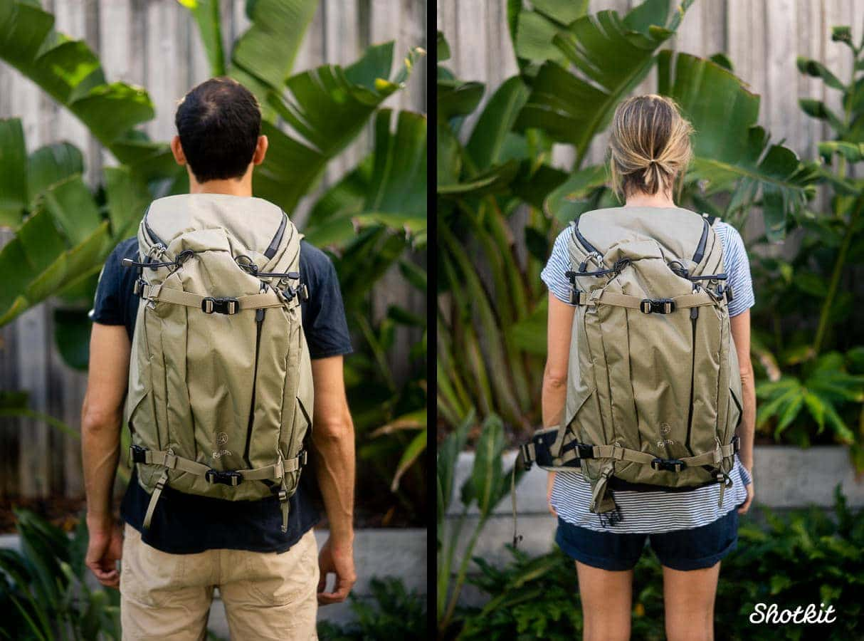 Fstop_Ajna_camera-backpack for photographers