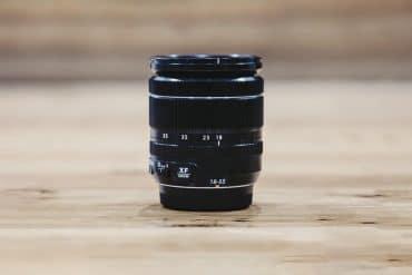 Fujifilm 18-55 review
