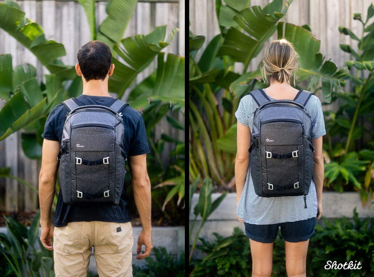 Lowepro_freeline best backpack with padded laptop section