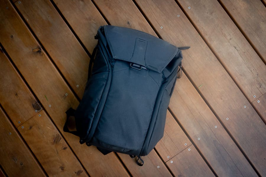The Peak Design Everyday Backpack
