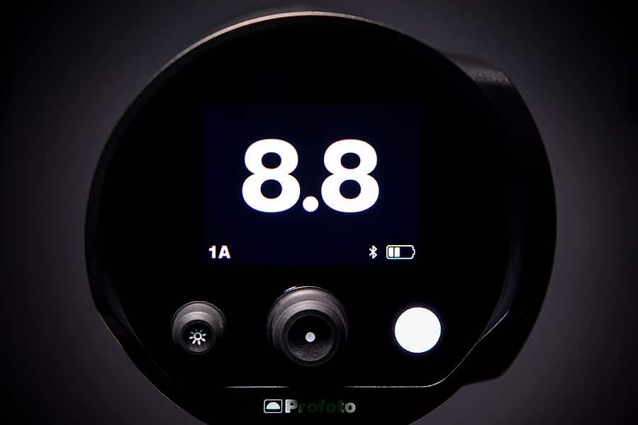 Profoto B10 Interface Review by J. La Plante Photo