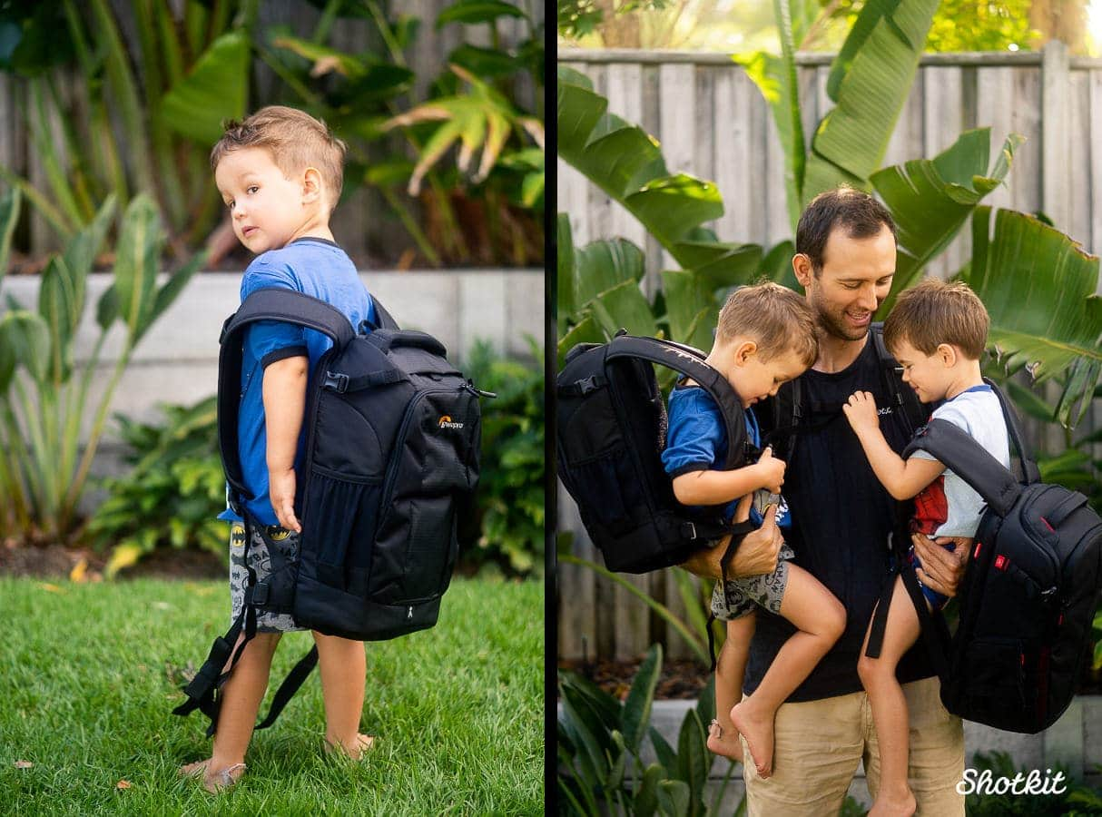 camera-backpacks-on-kids