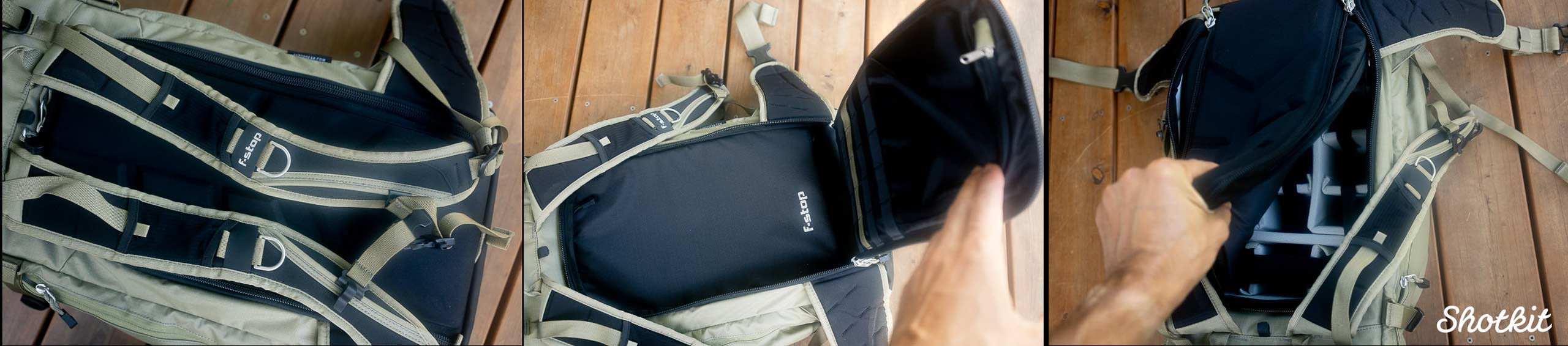 F-Stop Ajna Camera Backpack