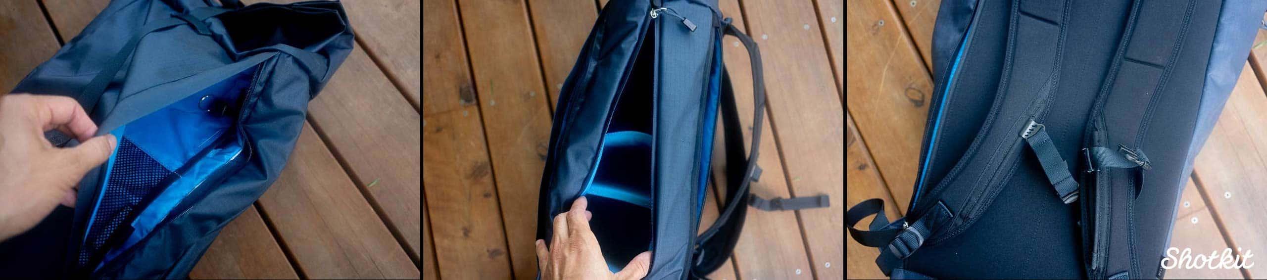 F-stop Dalston camera bag