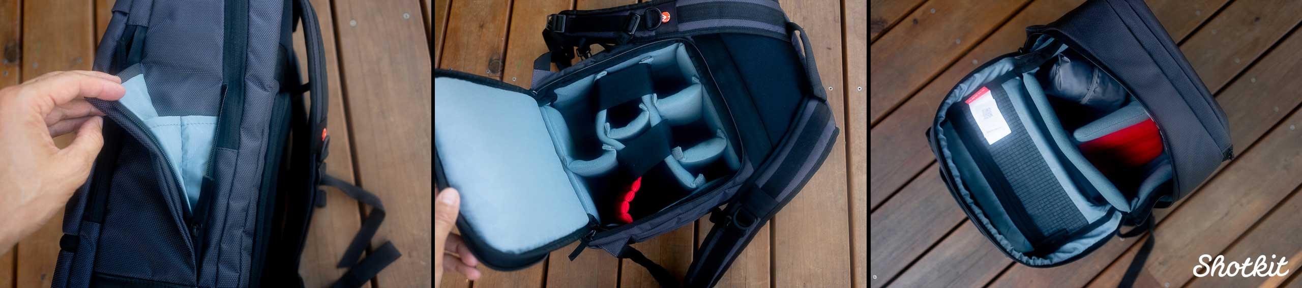 Manfrotto Manhattan Mover camera bag