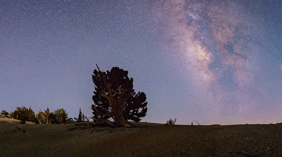 Astrophotography Tips Milky Way Nightscape Photography - camera settings of dslr camera in comment