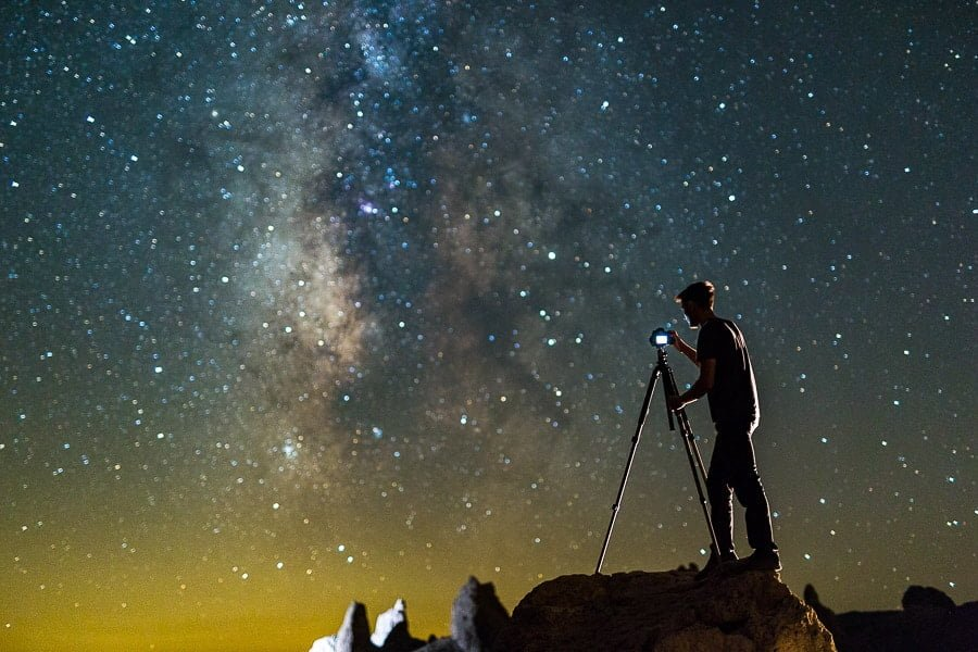 Astrophotography Tips Nightscape Photography