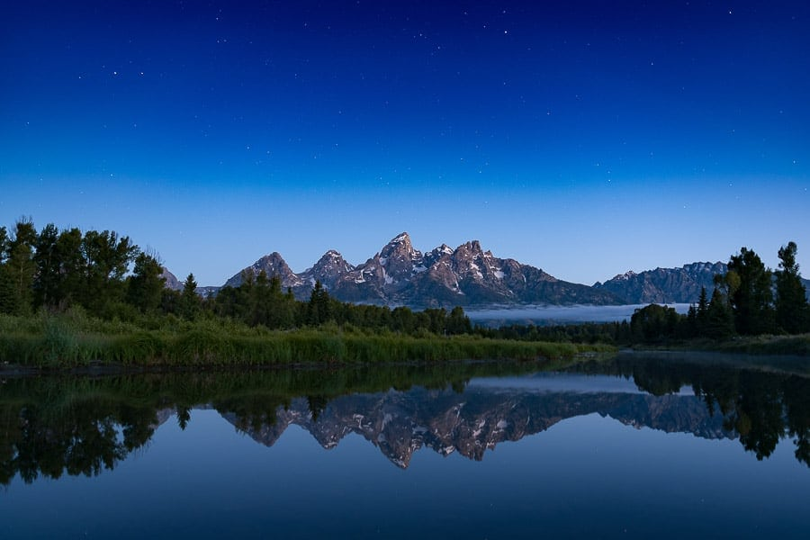 Astrophotography Tips Photos Of Stars Grand Teton National Park