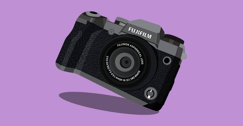 XH1 best fujifilm camera fast continuous shooting aps-c sensor mirrorless camera