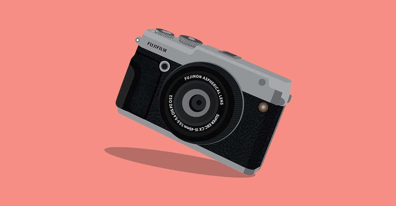 Fujifilm gfx50r