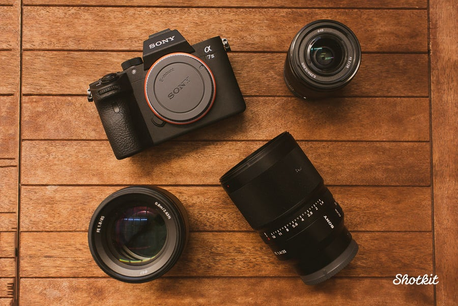 Sony a7III best mirrorless camera of 2019
