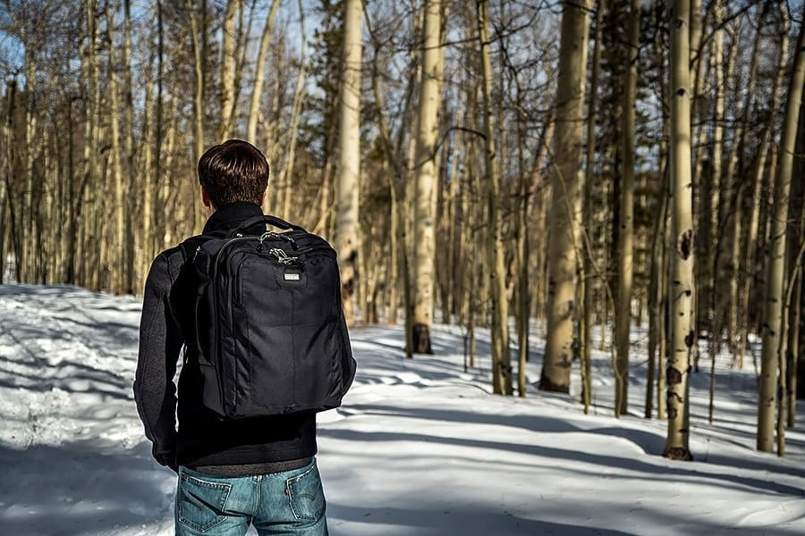 Think Tank Airport Commuter Backpack Review by J. La Plante Photo