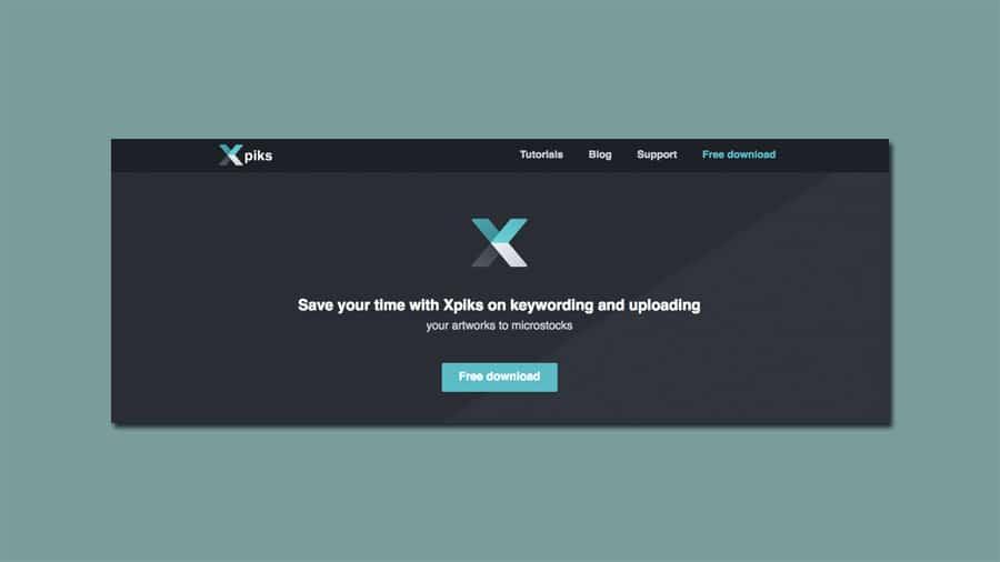 xpiks saves you time on keywording