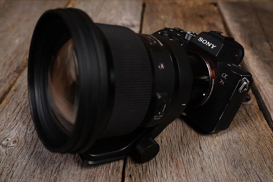 Sigma 105mm on Sony A7RIII