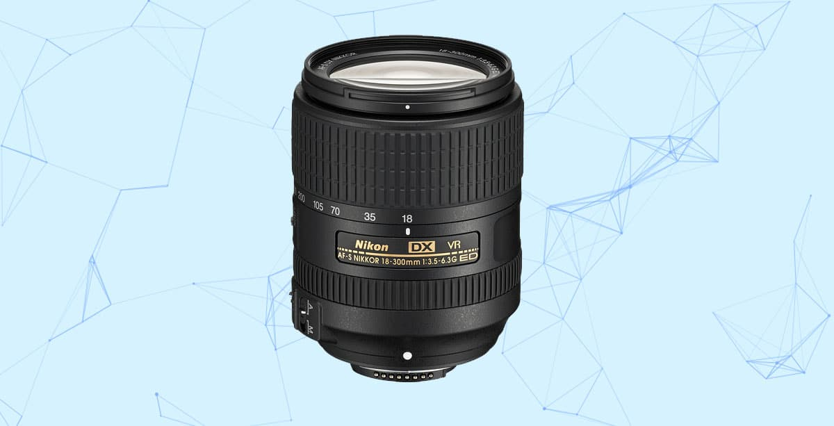 Nikon 18-300mm f/3.5-5.6 DX