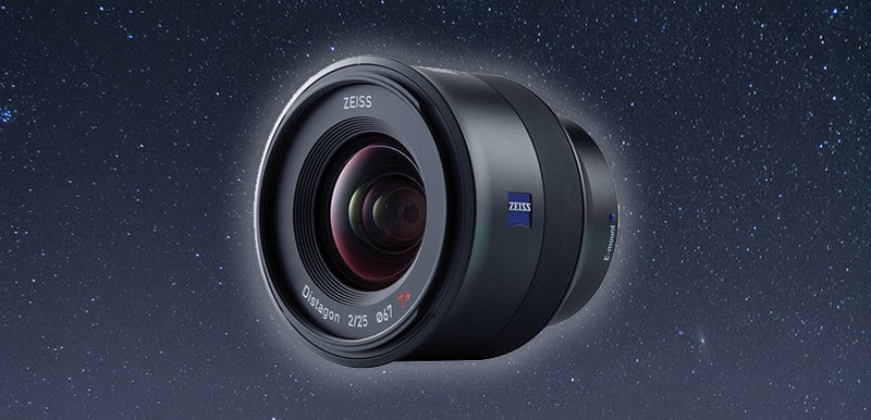 Zeiss Batis for night photography