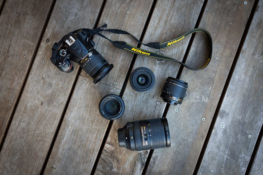Best Nikon D3400 Lenses_review