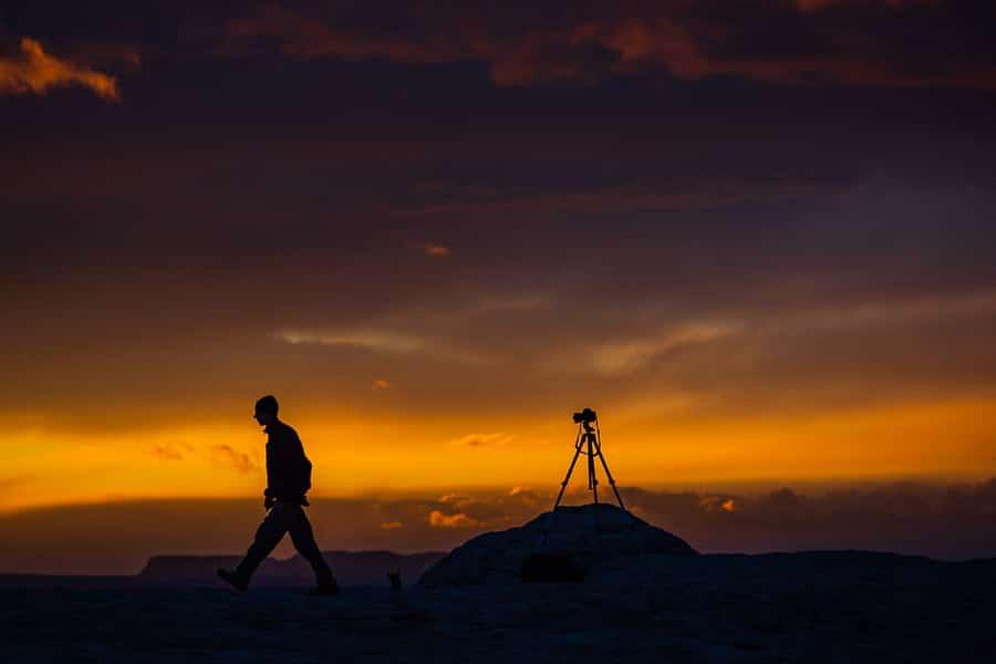 Sunset Travel Landscape Photography