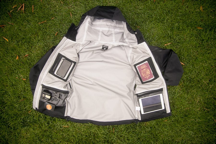 Inside Langly Field Jacket