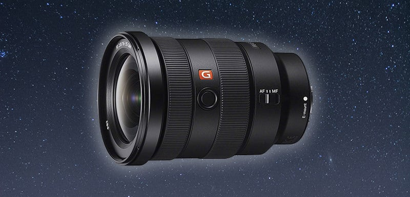 Sony 16-35 for astro photography