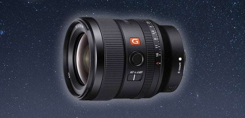 Sony 24mm for star photography