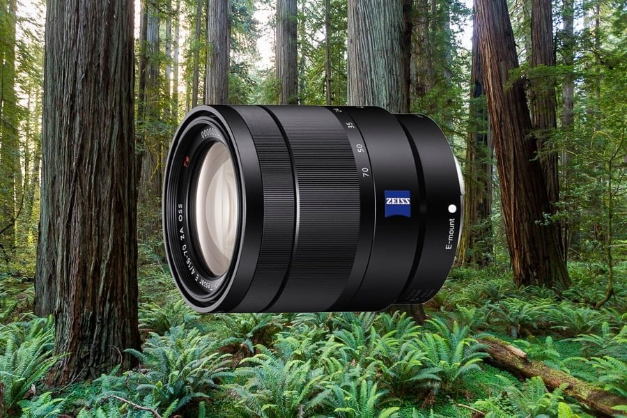 Best Lenses for Sony a6500 - Sony 16-70mm f4