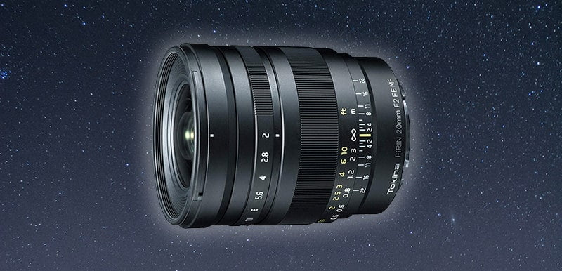 Tokina Frin for astrophotography