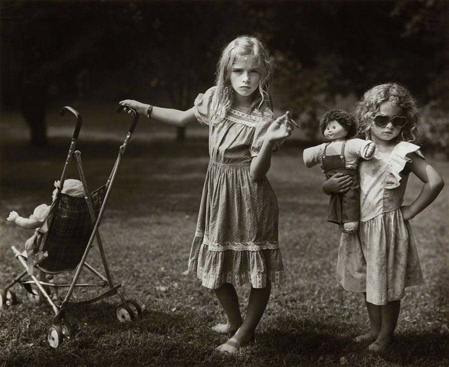 Sally Mann Photography - famous photographers